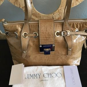 Authentic Jimmy Choo handbag
